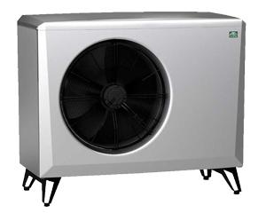CTC EcoAir varmepumpe 420